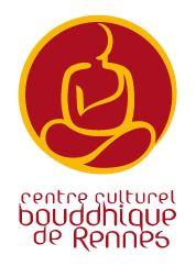 Logo du Centre Culturel Bouddhique de Rennes